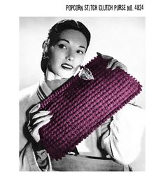 popcornstitch purse