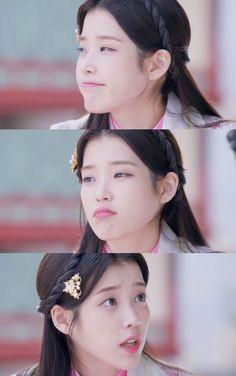 I like her role in scarlet heart ryeo Drama Korea, Korean Drama, Korean Actresses, Korean Actors, Iu Moon Lovers, Kdrama, Scarlet Heart Ryeo, Euna Kim, Korean Princess