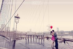 couples photos with balloons - Bing Images
