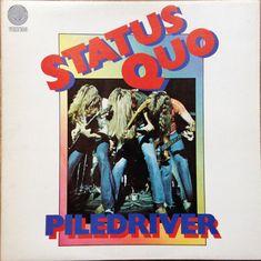 Status Quo - Piledriver at Discogs