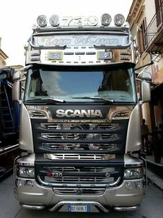 SCANIA Truck* 730