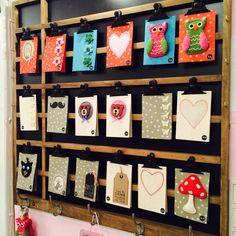 Süsse Weihnachtskarten #herzileinwien Advent Calendar, I Shop, Drinks, Holiday Decor, Shopping, Home Decor, Paper Mill, Cute Christmas Cards, Drinking