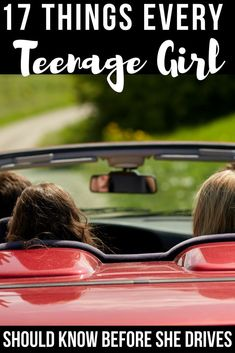 When our teenage girls start driving moms start worrying even more about their safety. Here are the best 17 tips on how to keep your teenage daughter safe! From new driver contracts, to statistics, to personal safety tips and tricks for teenage girls, I'm sharing important information your teenage daughter needs before she drives! #teenagers