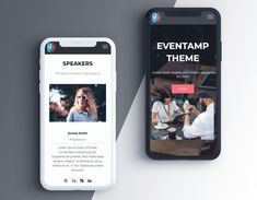 Mobirise AMP Page Generator v4.7.0 - EventAMP Theme!  Live Demo: https://mobirise.com/extensions/eventamp/  EventAMP is a highly customizable AMP page template for Mobirise with over 60 brand-new website blocks.