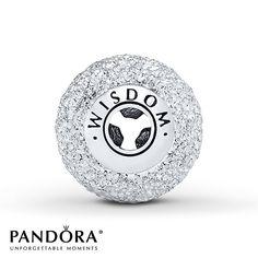 Pandora Wisdom Charm Sterling Silver