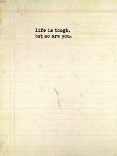 Life is tough, but so are YOU! Never give up. Breathe deep and hold your head high. #COPD #oxygen