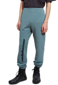 faa59c49e Blue  Calabasas  French Terry Sweatpants