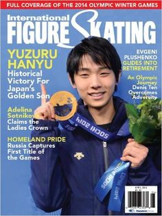 Amazon.co.jp: International Figure Skating [US] April 2014 (単号): 洋書