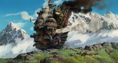 34 Howls Moving Castle HD Wallpapers