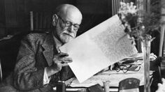 """Sigmund Freud-""""When I read one of your beautiful works I keep finding, behind the fiction, the same propositions, interests and solutions that are familia..."""