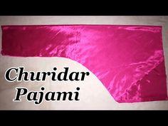 Patiala salwar suit cutting step by step easy way Patiala Pants, Patiala Salwar Suits, Salwar Dress, Churidar, Boat Neck Kurti, Sewing Tutorials, Sewing Patterns, Palazzo With Kurti, Salwar Pattern