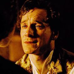 Mr. Rochester...the agony on his face! It just melts my heart