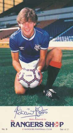 Super Ally Rangers Football, Rangers Fc, Football Players, Soccer Ball, Club, Baseball Cards, Sports, Glasgow, Hs Sports