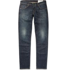 81cf2337 Get timeless jeans from the most sought-after names in men's fashion. From  Levi's, to Stella McCartney, to Hugo Boss, browse the top designers at MR  PORTER.
