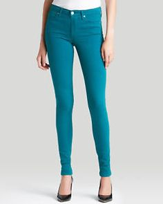 b5658321cae Joe s  Flawless  Mid Rise Skinny Jeans Teal Size 26 MSRP  169 NWT Mid Rise