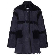 Morven shearling jacket  seen @ www.mytheresa.com