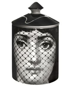 Anybody care to get me this? Unisex - Fornasetti 'Burlesque' Candle - L'Eclaireur Shop