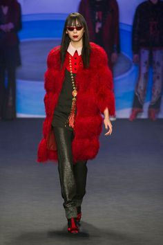 NYFW FW 2014/15 – Anna Sui. See all fashion show on: http://www.bmmag.it/sfilate/nyfw-fw-201415-anna-sui/ #fall #winter #FW #catwalk #fashionshow #womansfashion #woman #fashion #style #look #collection #NYFW #annasui @Anna Sui