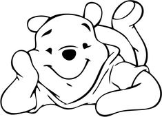 Winnie The Pooh Characters Coloring Pages - AZ Coloring Pages