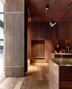 kerstin thompson architects / aesop shop