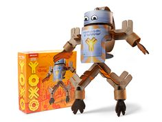 """From Daily Candy Kids: YOXO is an """"Ecofriendly Lego Alternative"""""""