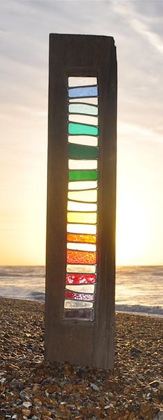 Some variation to use with stained glass light? Current work by stained glass artist Louise V Durham