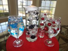 Wedding Centerpiece Ideas Water | Water Beads Design - Wedding Centerpieces, Vases and More with Water ...