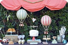 Sweet as a Candy: Vintage Inspired Dessert Bar