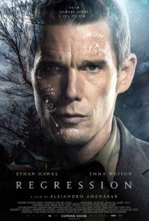 Regression (2015) Poster