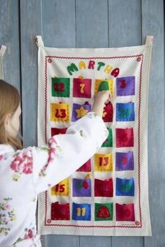 Buttonbag Christmas Advent Calendar