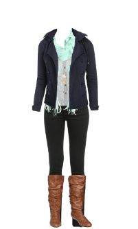 WetSeal.com Runway Outfit:  neutral colors by dancergurl122. Outfit Price $144.00