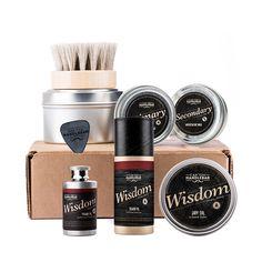 Beard Grooming Kits - Can You Handlebar Wisdom Ultimate Grooming Kit