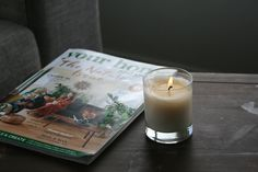 Have fun creating a soy candle that you made on your own - display it to your home and start creating the perfect ambiance!