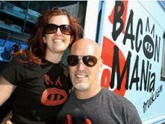 Bacon Mania food truck in Orange County, Ca