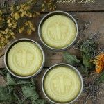 Quilters Salve - Learn How to Make Your Own Herbal Intensive Lotion Bars to Heal Dry, Sore & Cracked Hands