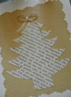 ▷ 1001  schöne Weihnachtskarten selber basteln