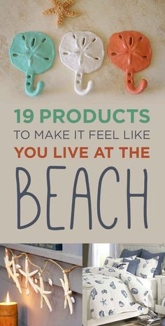 19 Awesome Products To Make It Feel Like You Live At The Beach
