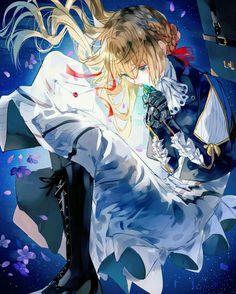 Manga Girl, Manga Anime, Anime Art, Read Anime, Violet Evergreen, Violet Garden, Violet Evergarden Anime, Otaku, Kyoto Animation