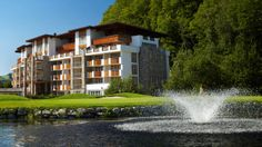 Grand Tirolia Hotel Kitzbuhel, Curio Collection by Hilton Luxury Spa Hotels, First Class Hotel, Spa Lounge, Wellness Resort, Outdoor Spa, Restaurant Lounge, Spa Massage, Golf, Workout Rooms