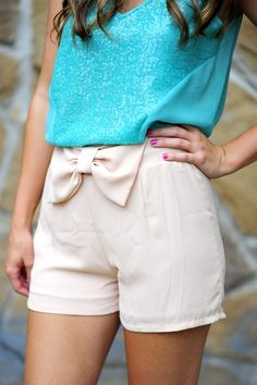 Such A Prep Shorts: Taupe | Hope's