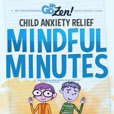 Go Zen is a YouTube channel with lots of mindfulness videos for kids. These videos offer a range of meditation, breathing skills, and other anxiety relieving activities. They would be great to do either as a class or independently. It offers multiple ways to use mindfulness to help reduce stress and anxiety in students, helping them become more successful in the classroom. Visit https://www.youtube.com/user/gozenonline for more information.