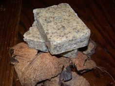 Hot Process Crock-Pot - Coconut Milk Soap Recipe (w/ Vanilla Beans, Peppermint, Lime, Aniseed)