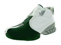 Nike Mens Air Zoom Vick II WhiteWhiteGrg GrnMtllc Slvr Training Shoe 9 Men US >>> You can find out more details at the link of the image.
