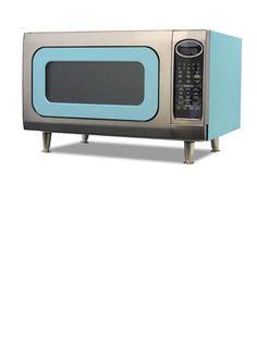 Retro Microwave | Big Chill: Modern Made Classics