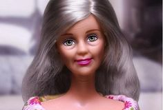 "The name ""Barbie"" is actually a nickname. It's short for ""Barbara Millicent Roberts."" 