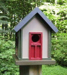Bird house $39.95