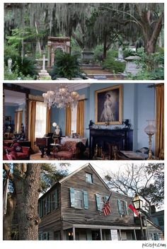 5 Ways To Have The Scariest Vacation Ever In Savannah