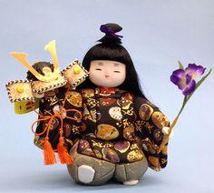 wakadaisyo-kimekomi doll