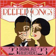 Marijuana Madness: The Best Of Reefer Songs 1927 - 1947 https://itunes.apple.com/fr/album/marijuana-madness-best-reefer/id438872214 #HighTunes #w33daddict #cannabis #ganja #marijuana #herb #higrade #Hash #Pot #music #☠
