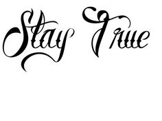 stay true tattoo designs | tattoo 42378 family who tattoos together ...